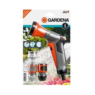 Gardena Bewässerungsbrausen-Aktion mit Anschlussteilen für 13 mm- und 15 mm-Schläuche