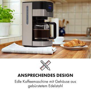 Klarstein Kaffeemaschine Arabica mit Filter