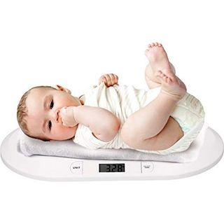 GRUNDIG Babywaage Digitale Kinderwaage bis 20Kg