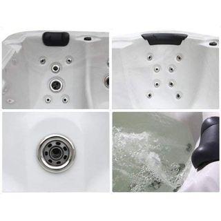 Outdoor Whirlpool Hot Tub Venedig