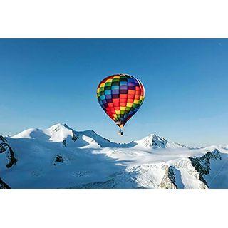 Jochen Schweizer Geschenkgutschein: Alpen-Panorama im Heißluftballon