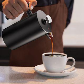 homgeek French Press Kaffeebereiter