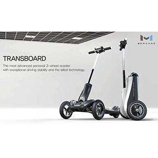 Mercane TransBoard schwarz eScooter