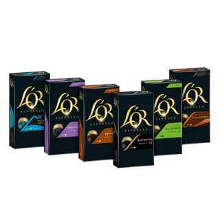 L'OR Kapseln Vielfaltspaket 60 Nespresso