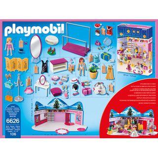 Mädchen Weihnachtskalender.Playmobil 6626 Adventskalender Ankleidespaß