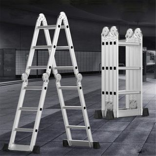 FROADP 340cm Aluminum Gerüst Leiter
