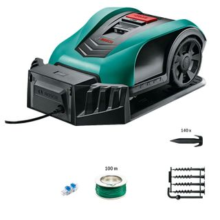 Bosch Mähroboter Indego 350