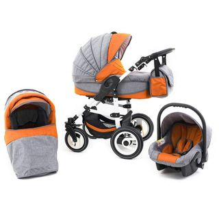 Tabbi ECO LN 3 in 1 Kombi Kinderwagen