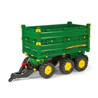 Rolly Toys 125043 rollyMulti Trailer John Deere
