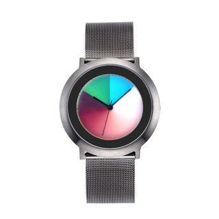 Colour Inspiration Unisex-Armbanduhr Analog Edelstahl beschichtet 2014M005