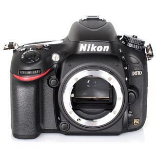 Nikon D610 SLR-Digitalkamera