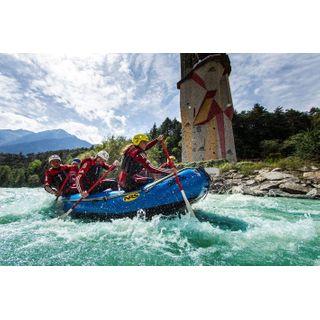 Jochen Schweizer Geschenkgutschein: Rafting