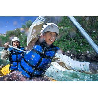 Jochen Schweizer Geschenkgutschein: Rafting & Canyoning