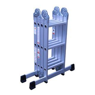 STIER Mehrzweckleiter aus Aluminium