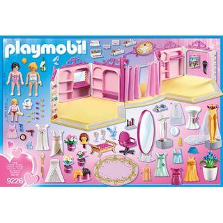 Playmobil 9226 Brautmodengeschäft mit Salon