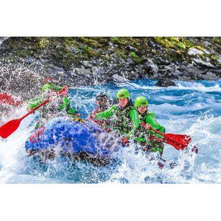 Jochen Schweizer Geschenkgutschein: Rafting-Wochenende