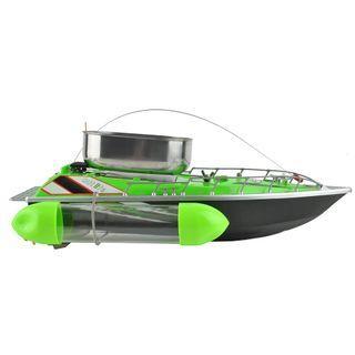 Iso Trade Fishfutter Boot Ferngesteuert bis zu 300m 1,2kg Futterbehälter