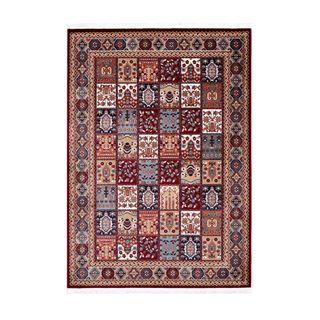 One Couture Teppich klassisch orientalisch Patchwork Design Kasten