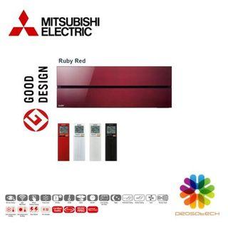 Mitsubishi Diamond Wandgerät Set 5,0 kW MSZ-LN50VG