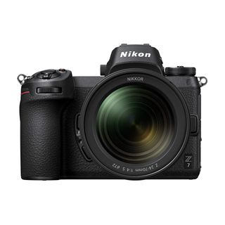 Nikon Z7 System-Digitalkamera Kit 24-70 mm 1:4 S mm 1:4 S