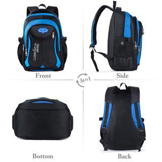 Schulrucksack Jungen Fanspack Schultasche Jungen Kinder Schulranzen Schulrucksack Teenager Rucksack f/ür Schule