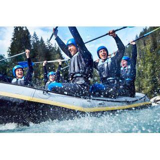 Jochen Schweizer Geschenkgutschein: River Rafting auf dem Rhein bei Rüdesheim