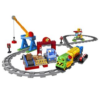 LEGO Duplo 5609 Eisenbahn Super Set