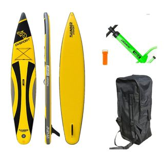 DVSport SUP Thunder 380 x 71 x 15 cm Inflatable Isup aufblasbar Stand Up Paddle Board