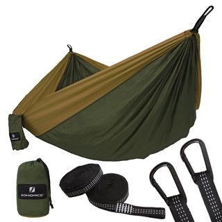 SONGMICS Hängematte Outdoor Camping