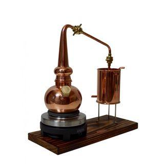 Whisky destille