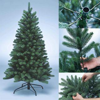 Hallerts Weihnachtsbaum Erfahrung.Xenotec Voll Pe Weihnachtsbaum Künstlich
