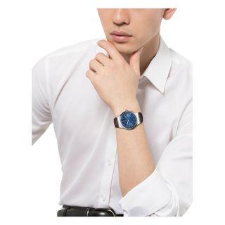 Swatch Herren Digital Automatik Uhr YIS404