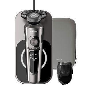 Philips SP9860/16 Elektrischer Nass- und Trockenrasierer Series 9000 Prestige