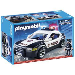 Playmobil 5614 Polizei-Wagen mit Blinklicht