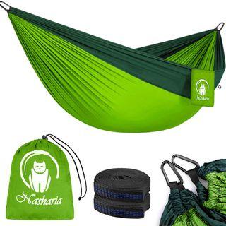 Nasharia Reise Camping Hängematte