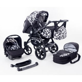Kinderwagen Babywagen Kombikinderwagen TriBeCe Cloud