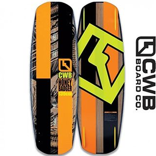 CWB Board Honey Badger 139 Flex Wakeboard Grindbase