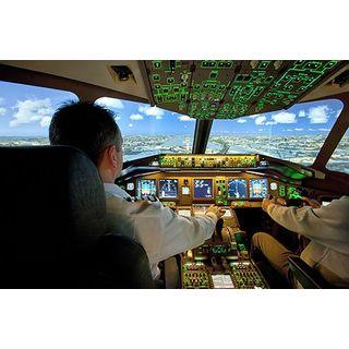 Jochen Schweizer Geschenkgutschein: Flugsimulator Boeing 777 in Tübingen