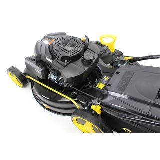 Craftfull Premium Benzin Rasenmäher 5in1 196cc Motor