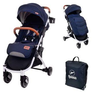 FJESSA Sky Comfort Leichter Kinderwagen