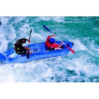 Jochen Schweizer Geschenkgutschein: Power-Rafting bei Kiefersfelden