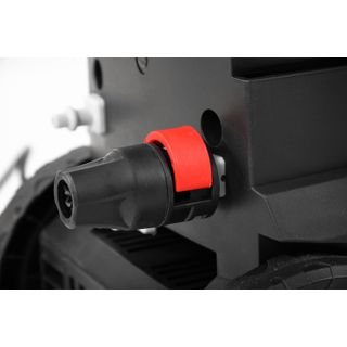 HECHT Elektro-Hochdruckreiniger 323 Hochdruck-Spritzgerät (2200 Watt, inkl. Düse für Punkt- und Breitstrahl)