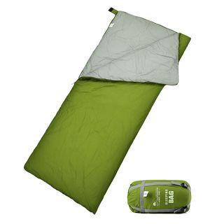 Mountaintop Schlafsack Ultraleicht mit kleinstem Packmaß Reiseschlafsack Sommerschlafsack Leicht Deckenschlafsack