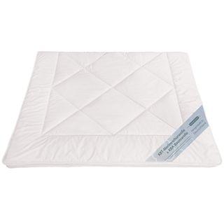moebelfrank Bettdecken KBT Merino Schafschurwolle Winter Decke Bio KBA Baumwolle