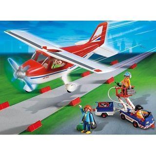 PLAYMOBIL 9369 Flieger Spielzeug