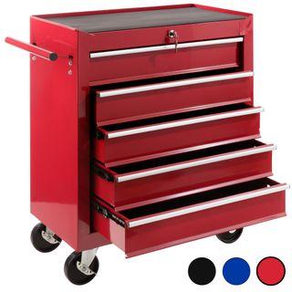 Arebos Werkstattwagen
