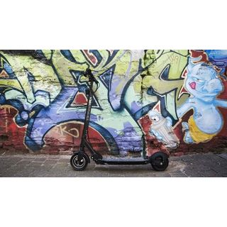 Urban-Electronics The-URBAN #BRLN V3 grau E-Scooter