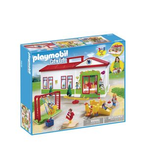 PLAYMOBIL 5606 City Life Kindergarten