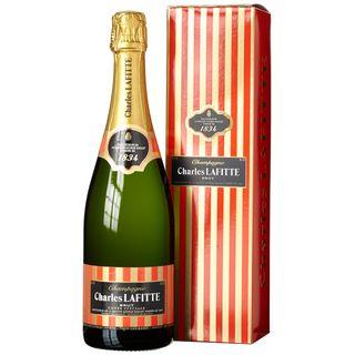 Champagne Charles Lafitte 1834 Brut