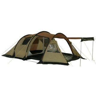 10T Zelt Felton 4 Mann Tunnelzelt wasserdichtes Campingzelt